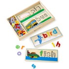 Early Spelling and Reading Puzzle