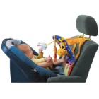 Create a Back Seat Play Space