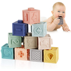 Soft Stacking and Teething Blocks