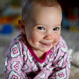 Aurora at 6 months