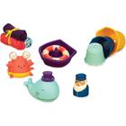 Bath Time Fun with Toys