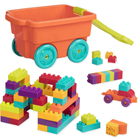 Learn with Building Blocks