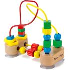Sensory Skill Play with a Bead Maze