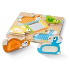 Explore Textures with Touch-and-Feel Toys