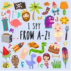Practice ABC's by Playing I Spy
