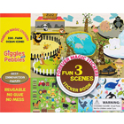 Have Endless Fun with Reusable Stickers