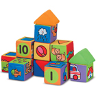 Screen-Free Time With Building Blocks