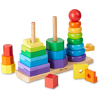 Learn Size Awareness with Stacking Toys