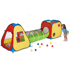 Collapsable Tunnel with Ball Pit