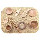 Montessori Sensory Bin Tools