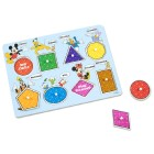 Play Shape Puzzles