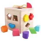 Play with a Shape Sorter