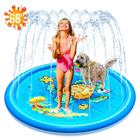 Cool Off with a Splash Pad