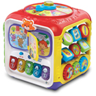 Discover New Words with an Activity Cube
