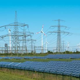 Germany power supply