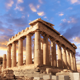 Greece Ruin