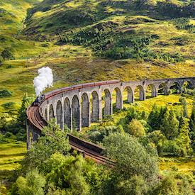 train scotland