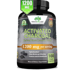 Activated charcoal tablets