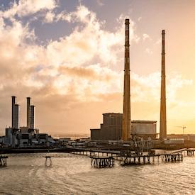Ireland power plant