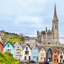 Ireland - village