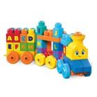 Mega Blocks ABC Musical Train—$