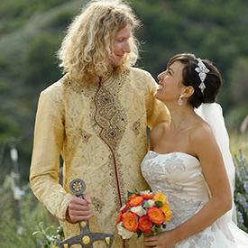 asher and lyric fergusson wedding