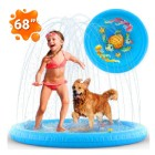 Inflatable Splash Pad