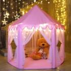 Kids Play House Princess Tent