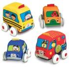 Melissa and Doug Pull Back Vehicles—$$