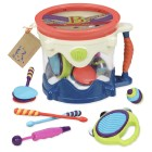Toys Drumroll Please