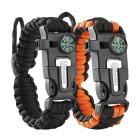 Paracord Emergency Bracelet
