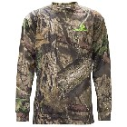 Quick-dry Camo Long-sleeve Shirts