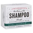 Solid shampoo/conditioner
