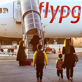 Family traveling ultra light