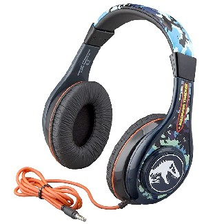 eKids Jurassic World 2 Kids' Headphones