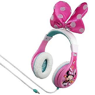 eKids Minnie Mouse Headphones for Kids