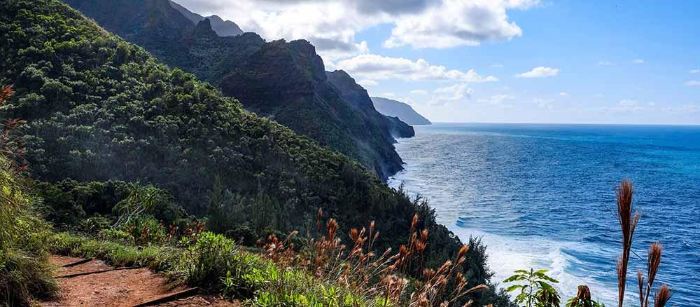 Kalalau Trail panorama