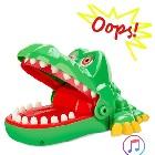 Crocodile Teeth Game