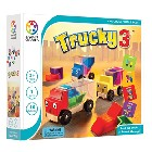 Trucky 3 Wooden Skill-Building Puzzle Game
