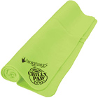 Microfiber cooling towel