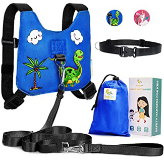 Toddler Leash PYRUS Child Safety Harness Fall Protection Handheld Kid Keeper Safety Walking