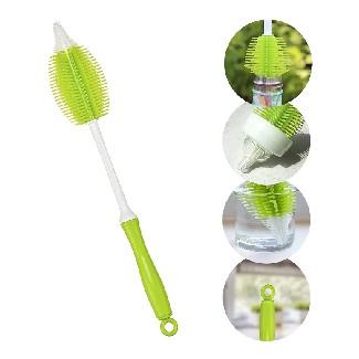 Innobaby 2-in-1 Silicone Bottle Brush