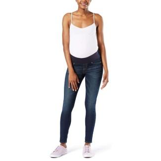 Maternity Baby Bump Skinny Jeans