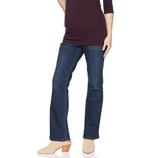 Fit Belly Boot Cut Jean