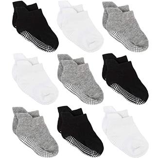 Zaples Baby Non-slip Grip Ankle Socks