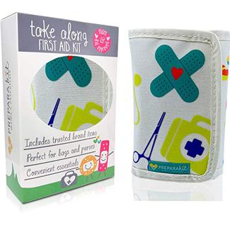 PreparaKit Mini First Aid Kit