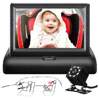 Shynerk Baby Car Monitor