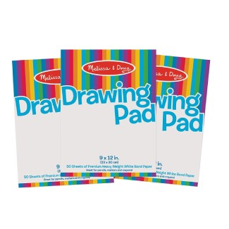 Melissa and Doug Drawing Paper Pads