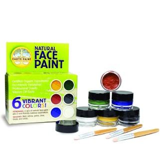 Natural Earth Natural Face Paint Kit