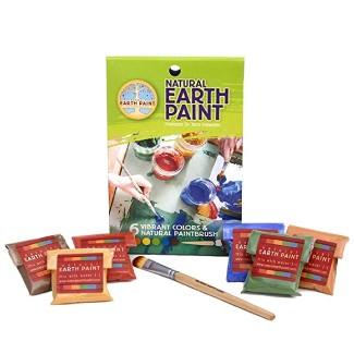 Petite Children's Earth Paint Kit